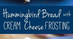 This easy hummingbird bread recipe is full of the flavors of the classic souther...