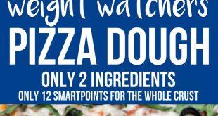 Weight Watchers 2 Ingredient Dough
