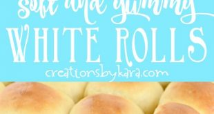 This has been a favorite dinner roll recipe for years! You will get rave reviews...