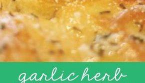 Garlic Herb Dinner Roll
