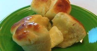 (2492) Betty's Cloverleaf Icebox Yeast Rolls - YouTube