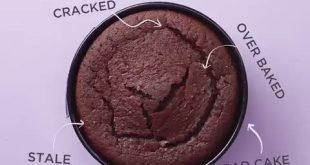 Amazing Homemade Chocolate Cake