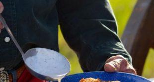 Chicken-Fried Steak Recipe from 'A Taste of Cowboy'