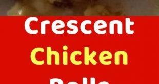 Crescent Chicken Rolls | - Part 2