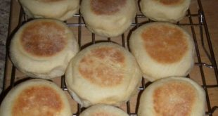 English Muffins (Bread Machine Method)