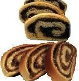 Nut Roll Recipe   Make them in 2 hours   Good and Quick