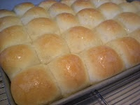 Texas Roadhouse Rolls 1 1/2 packets active dry yeast 1/2 cup warm water 2 c...