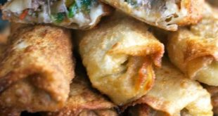 The Best Philly Cheesesteak Egg Roll