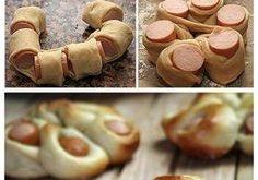 Twisted Hot Dog Bun Recipe